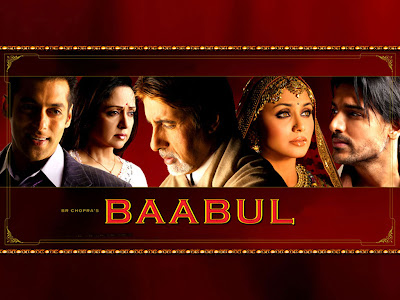 Baabul – 2006 – Hindi – Watch Baabul online