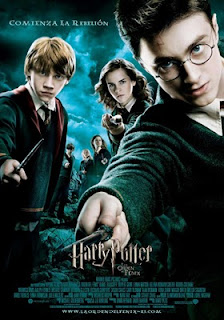 Harry Potter 5: Harry Potter y la Orden del Fenix
