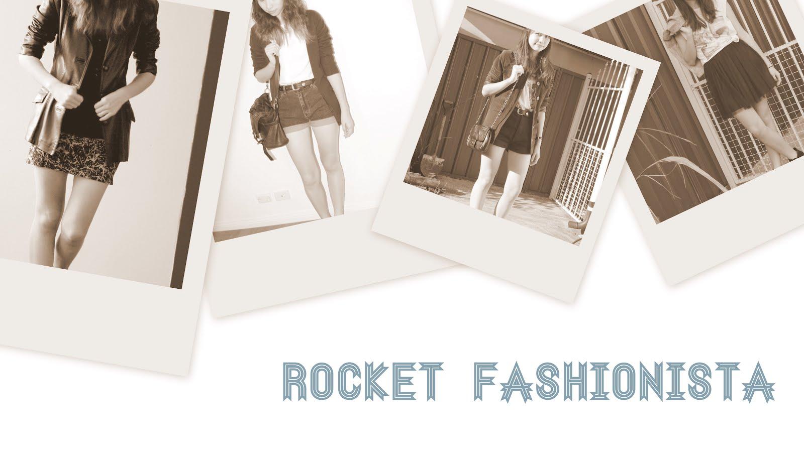 Rocket Fashionista