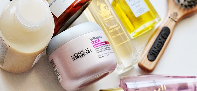 L'Oréal Professionel Vitamino Color Masque - Review • BEAUTY BANKER
