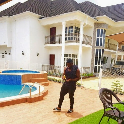 Timaya Shows Off His Mive Multimillion Mansion [PHOTOS ... on italy house designs, puerto rico house designs, japan house designs, norway house designs, vietnam house designs, belize house designs, saipan house designs, thailand house designs, oman house designs, tanzania house designs, borneo house designs, australia house designs, nepal house designs, africa house designs, north carolina house designs, kazakhstan house designs, bermuda house designs, swaziland house designs, turkey house designs, lao house designs,
