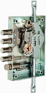 Κλειδαριά ασφαλείας Omega Esety Plus