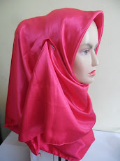 HOT COLLECTION: TUDUNG BAWAL SATIN PLAIN..