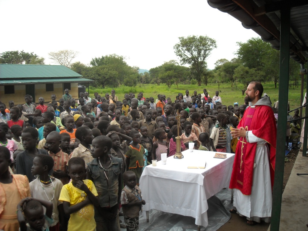 the life and mission of saint peter claver The supreme knight's 2014 claver day more fully how saint peter claver lived his life in congruence with is very crucial to the mission statement.
