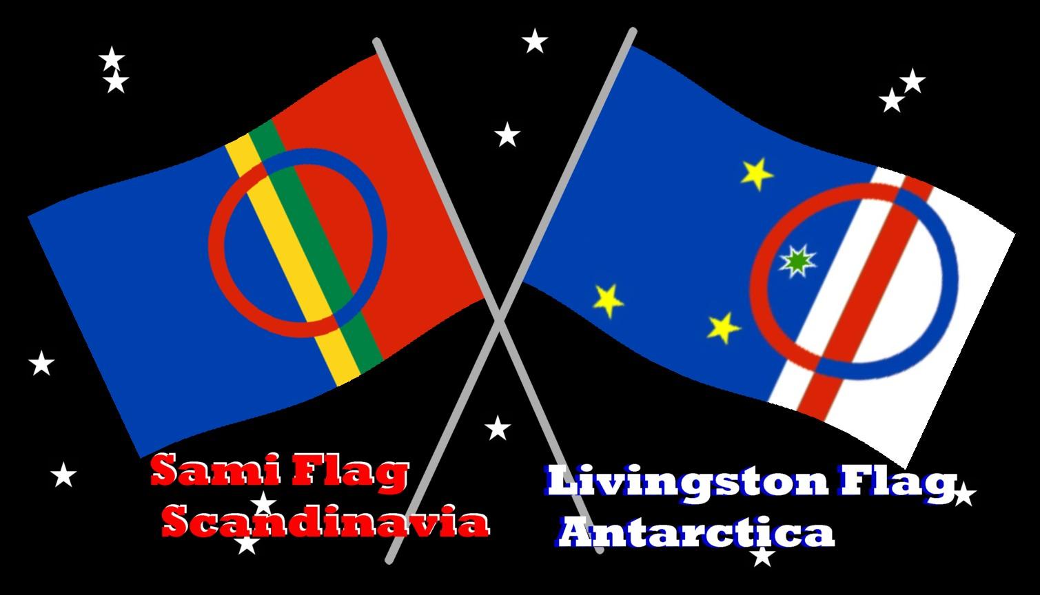 http://4.bp.blogspot.com/-_U44VViCeuU/TzaPLPAnr-I/AAAAAAAAGY4/R384YsVVPUM/s1600/Livingston%252BFlag%252BAntarctica%252Bwith%252BSami%252BFlag%252BScandinavia%252Bcompared.jpg