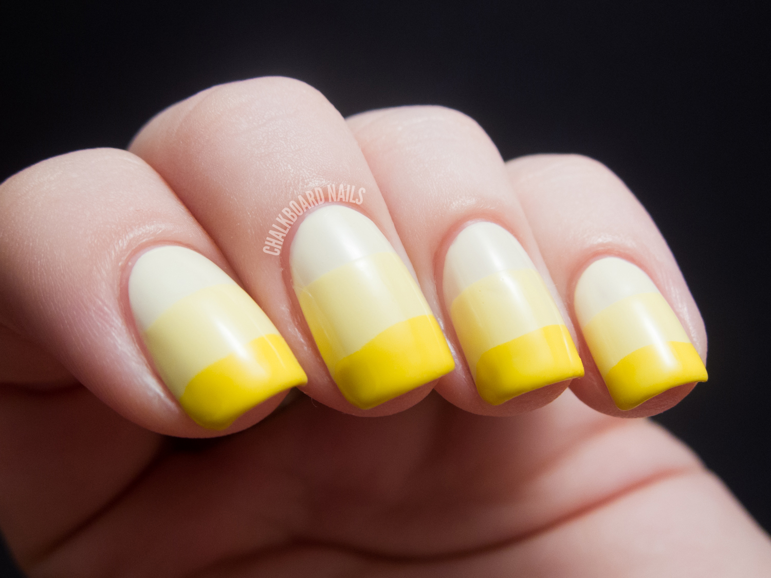 Nail Art In Yellow Color The Best Inspiration For Design And Color