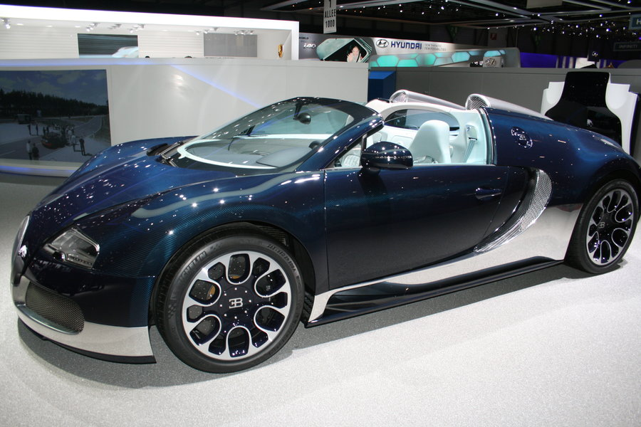 man sadat bugatti veyron showed. Black Bedroom Furniture Sets. Home Design Ideas