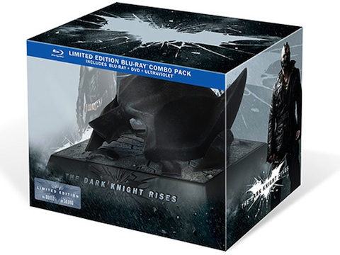 limited edition blu-ray combo pack-the dark knight rises