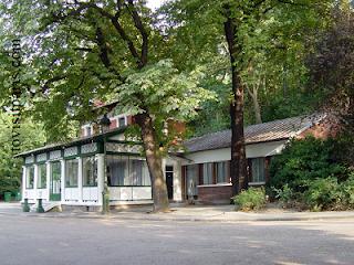 restaurant Buttes-Chaumont