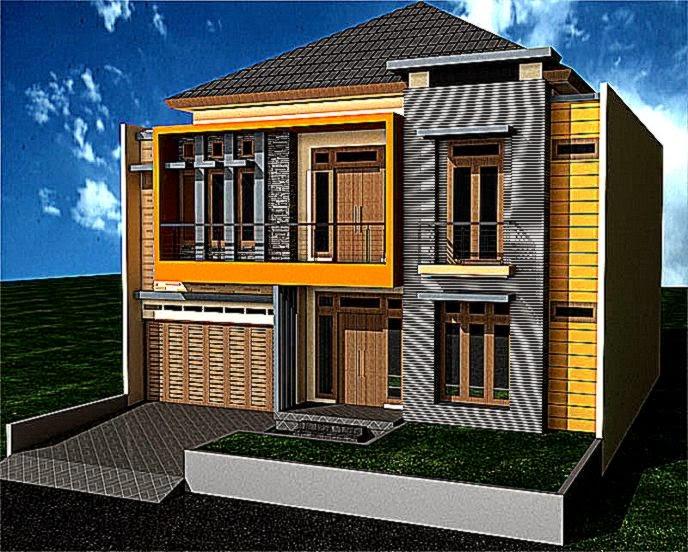 Disign Rumah Minimalis  Desain Rumah Unik