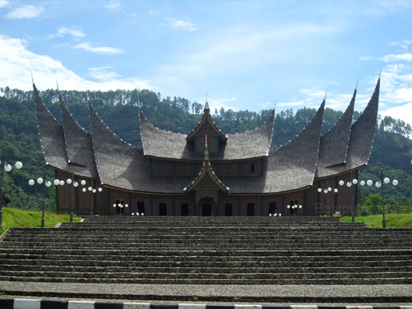 Kota Batusangkar Kabupaten Tanah Datar ~ Bumi Nusantara