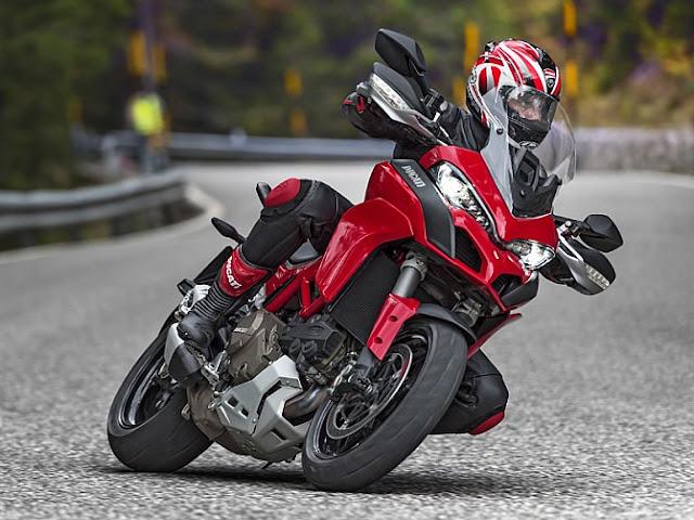 Ducati Multistrada 1200 Technology Refferency