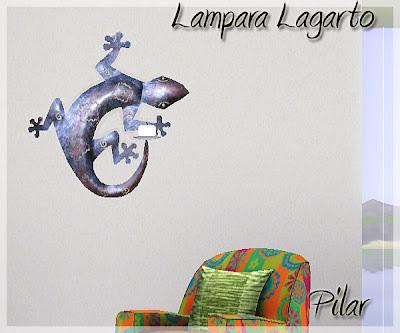 08-08-11 Lampara Lagarto