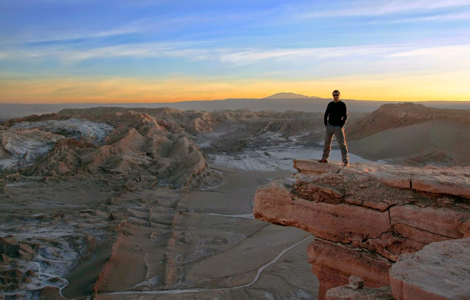 Piedra Coyote - Atacama