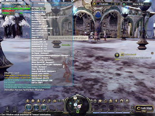 Cheat Dragon Nest 14 September 2012