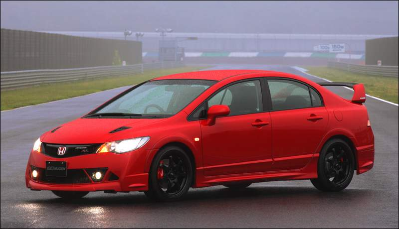 Wallpapers Cars  Honda Civic 2011