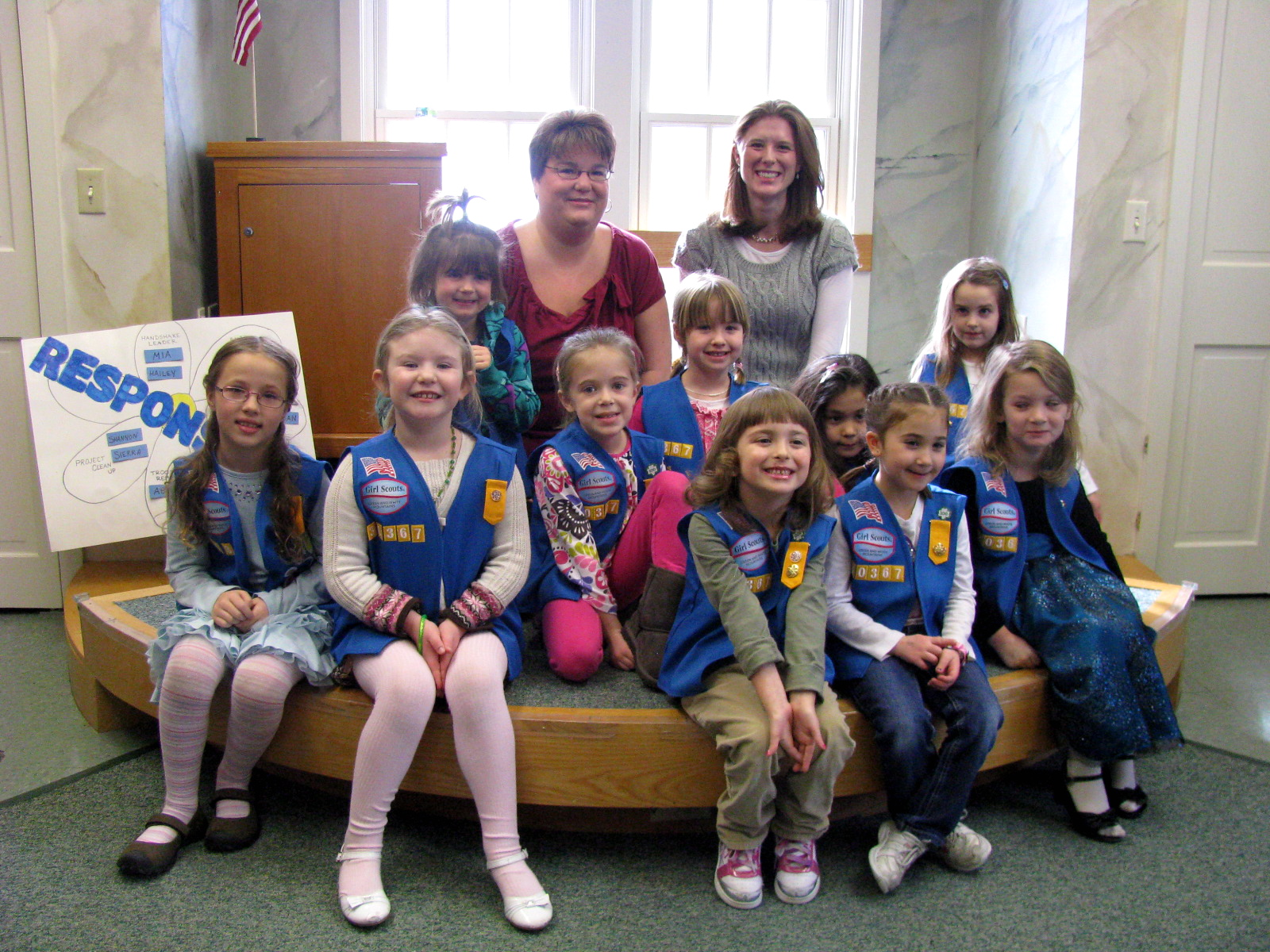 how to start a girl scout troop