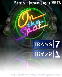 ON THE SPOT TRANS 7