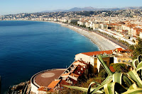Best Beach Honeymoon Destinations - Nice, French Riviera - Cote d'Azur, Provence, France