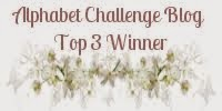 Alphabet Challenge Top 3