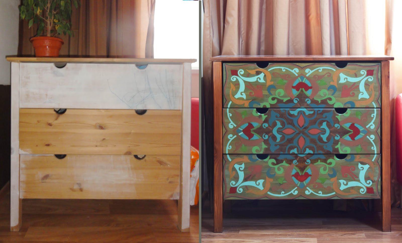 Реставрация советской мебели 69