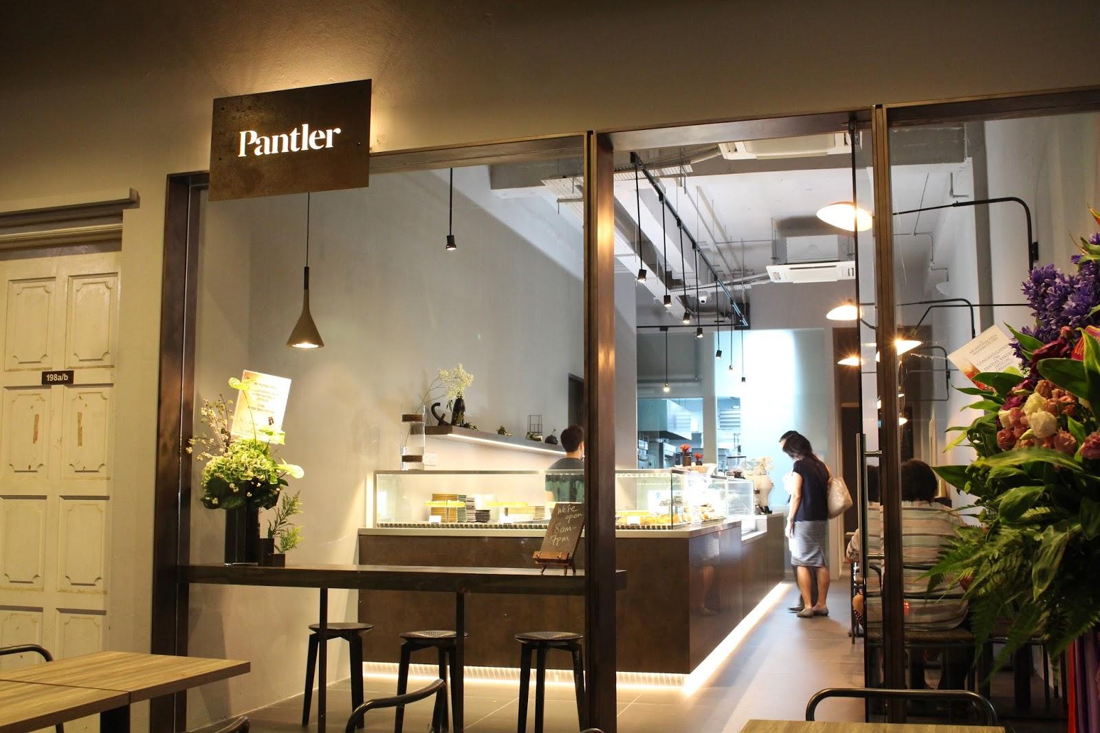 Pantler Cafe Exterior