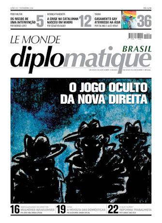 Le Monde Diplomatique - Novembro de 2017