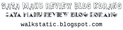 segmen review, blog lynn munir kena review, apa leod kata, jom tengok sini, baca review ini, join blog review