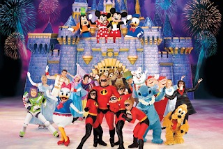 Disney On Ice Aventuras Em Walt Disney World