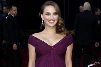 """Natalie Portman allegedly named her son """"Alef"""""""