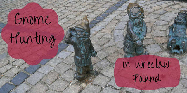 Gnome Hunting in Wroclaw Poland: http://www.sidewalksafari.com/2012/01/gnome-hunting-in-wroclaw-poland.html