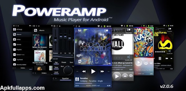 Poweramp Music Player FULL v2.0.8-build-522