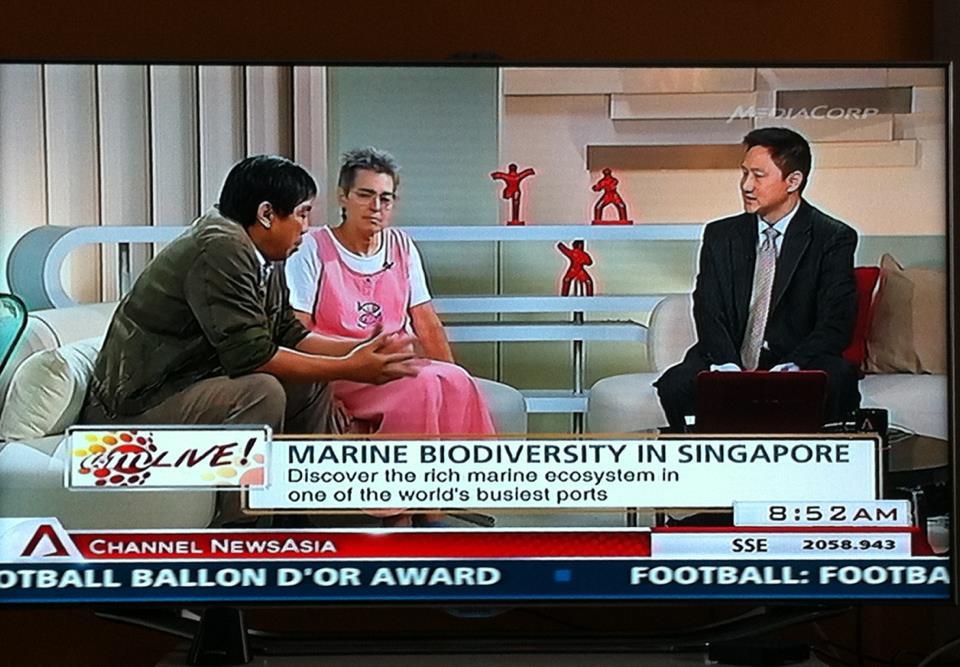 biodiversity in singapore
