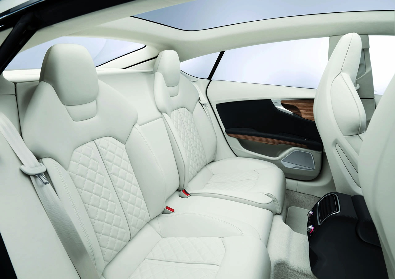 Lovely Audi A7 Interior