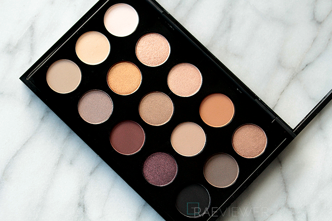 ... Nordstrom Naturals 15-Pan Eyeshadow Palette Review, Photos, Swatches