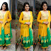 Samskruthy Yellow Churidar
