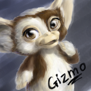 Gizmo por QueenGalaxia