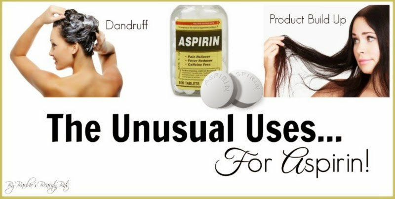 The Different Uses For Aspirin by Barbie's Beauty Bits