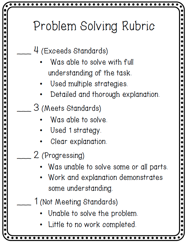 Grade 4 Problem Solving Worksheets Best Essay Writing Help