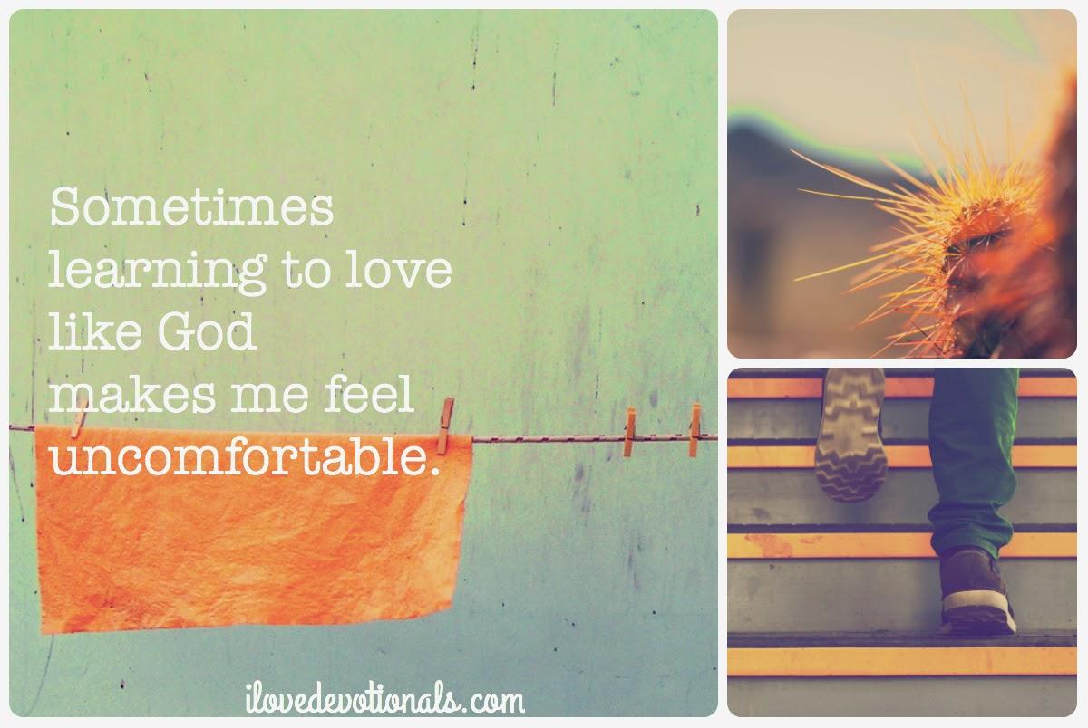 Loving like God