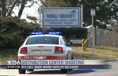 Walmart Shootings: Man at Virginia Walmart distribution center ...