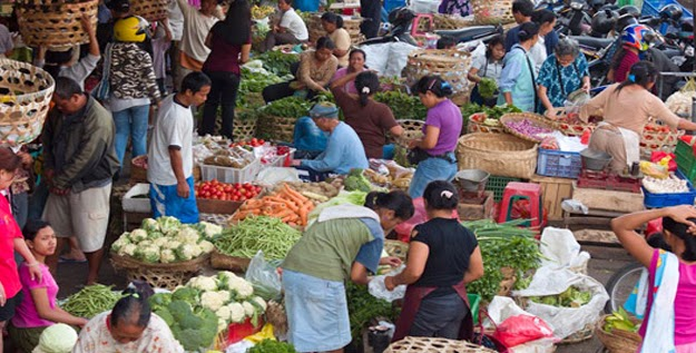 Pasar Badung Denpasar