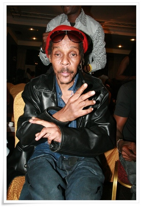 Majek Fashek  Admitted To Rehab