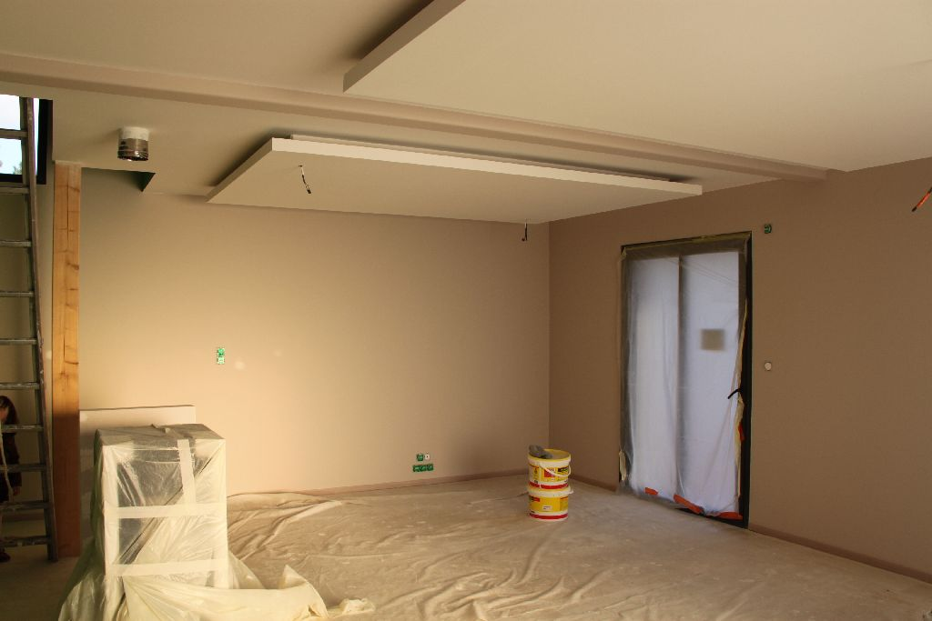 The wood home for Retouche peinture plafond
