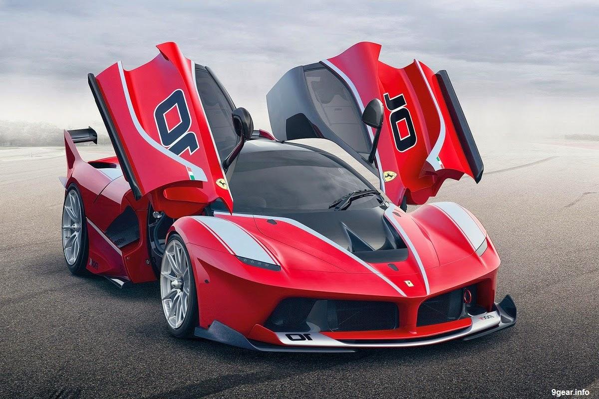 Ferrari S Laferrari Fxx K Track Monster 1 036bhp Car