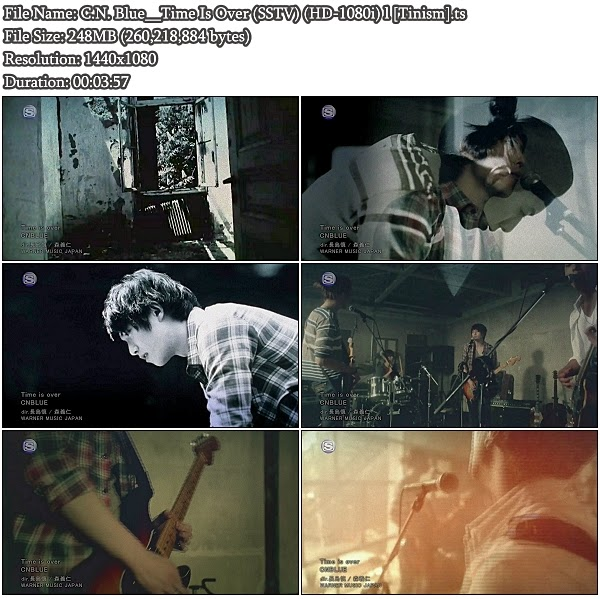 Download PV C.N. Blue - Time Is Over (SSTV Full HD 1080i)
