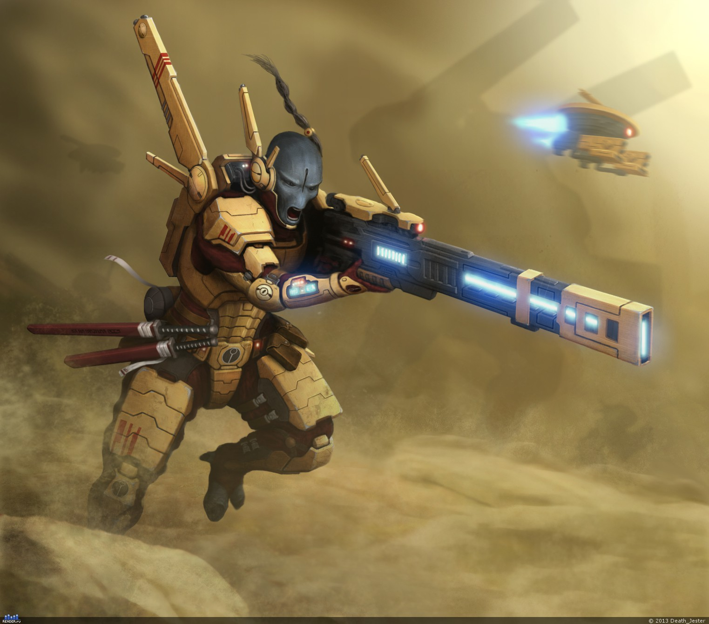 Shas'nel Cadre Fireblade (Rogue Trader Tau Alternate Career) Ab5c3de912eafdbd2da06ffb537eaac8