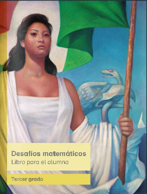 Libro del alumno de Desafíos Matemáticos 2014 - 2015 para Tercer Grado