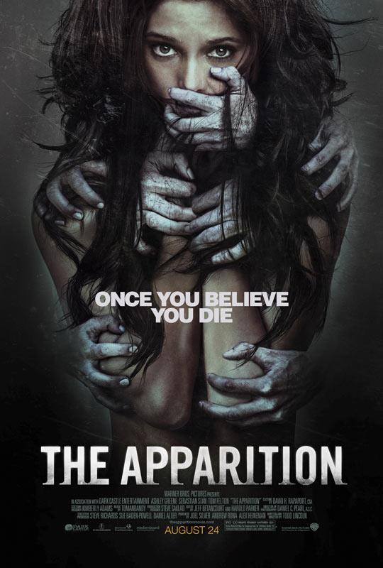 ตัวอย่างหนังใหม่ : The Apparition (จิตสยองปลุกวิญญาณ) ซับไทย