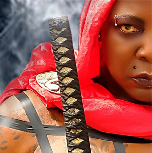 Charly Boy Is A Warrior In New Photos